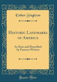 Historic Landmarks of America