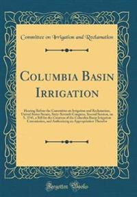 Columbia Basin Irrigation