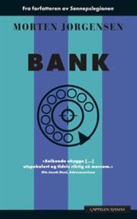 Bank - Morten Jørgensen   Inprintwriters.org