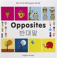 Opposites: English-Korean