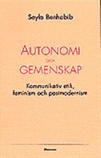 Autonomi och gemenskap