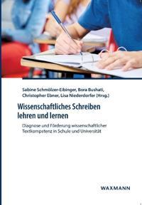 Wissenschaftliches Schreiben lehren und lernen