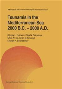 Tsunamis in the Mediterranean Sea, 2000 B.C.-2000 A.D