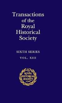 Transactions of the Royal Historical Society: Volume 13