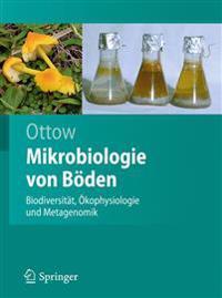 Mikrobiologie Von Boden: Biodiversitat, Okophysiologie Und Metagenomik