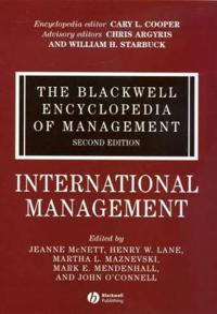 The Blackwell Encyclopedia of Management, International Management
