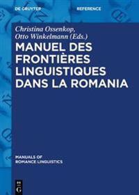 Manuel Des Frontieres Linguistiques Dans La Romania