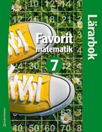 Favorit matematik 7 - Lärarpaket -  Digitalt+Tryckt