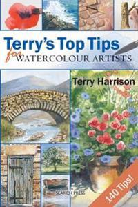 Terry's Top Tips for Watercolour Artists