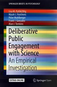 Deliberative Public Engagement with Science