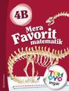 Mera Favorit matematik 4B Elevpaket - Digitalt + Tryckt
