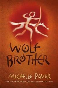 Chronicles of ancient darkness: wolf brother - book 1