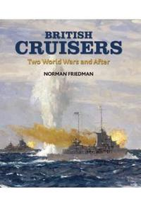 British cruisers - from treaties to the present