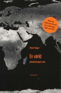 En värld - globaliseringens etik
