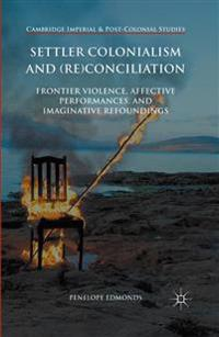 Settler Colonialism and Reconciliation