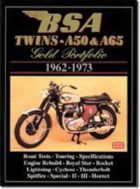 Bsa Twins A50 And A65 Gold Portfolio196- 1973