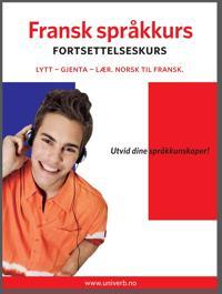 Fransk språkkurs Fortsettelseskurs
