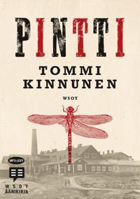 Pintti (MP3-cd)