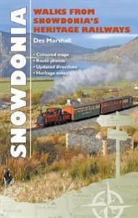 Carreg Gwalch Best Walks: Walks from Snowdonia's Heritage Railways