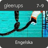 Gleerups nya engelska 7-9, digital, lärarlic 12 mån