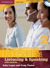 Real Listening & Speaking 2, with Answers