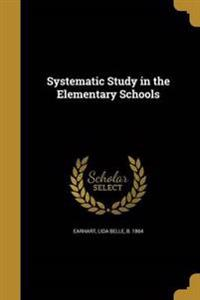 SYSTEMATIC STUDY IN THE ELEM S