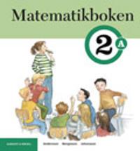 Matematikboken 2 A Elevbok