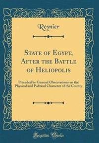 State of Egypt, After the Battle of Heliopolis