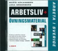 Arbeta i Sverige - Arbetsliv Övningsmaterial cd