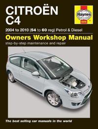 Citroen C4 Service Repair Manual