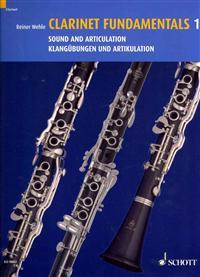 Clarinet Fundamentals / Basisubengen fur Klarinette