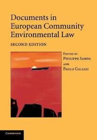 Documents in European Community Environmental Law