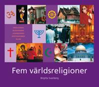 Fem världsreligioner