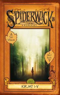 Spiderwickin kronikat 1-5 (yhteisnide)
