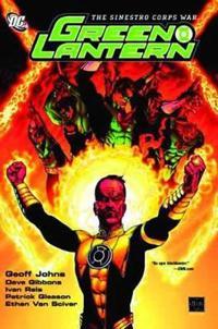 Green Lantern the Sinestro Corps War 1