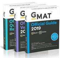 GMAT Official Guide 2019 Bundle: Books + Online