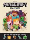 Minecraft - aktivitetsbog med klistermærker (kolli 6)