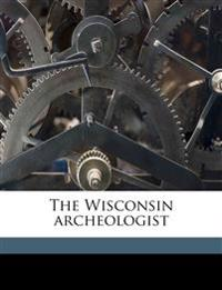 The Wisconsin archeologis, Volume 49-50