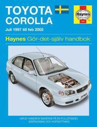 Toyota Corolla (97 - 02)