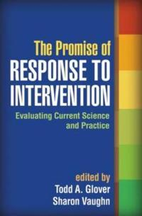 The Promise of Response to Intervention