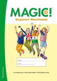 Magic! 4  Support Workbook