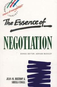 The Essence of Negotiation