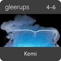 Gleerups kemi 4-6, digital, elevlic 12 mån