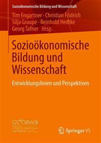 Sozioökonomische Bildung Und Wissenschaft