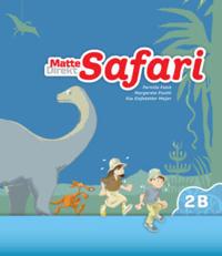 Matte Direkt Safari 2B Elevbok