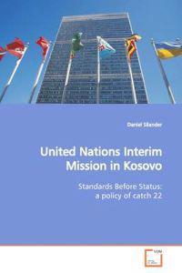 United Nations Interim Mission in Kosovo