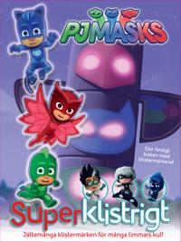 PJ Masks Super Klistrigt