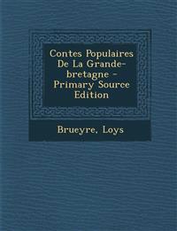 Contes Populaires De La Grande-bretagne