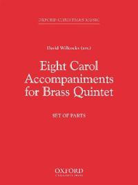 Eight Carols for Brass