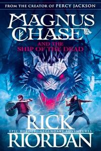 Magnus Chase and the Ship of the Dead - Rick Riordan - pocket (9780141342603)     Bokhandel